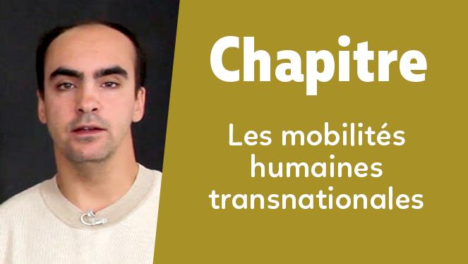 Les mobilités humaines transnationales