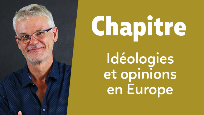 Idéologies et opinions en Europe