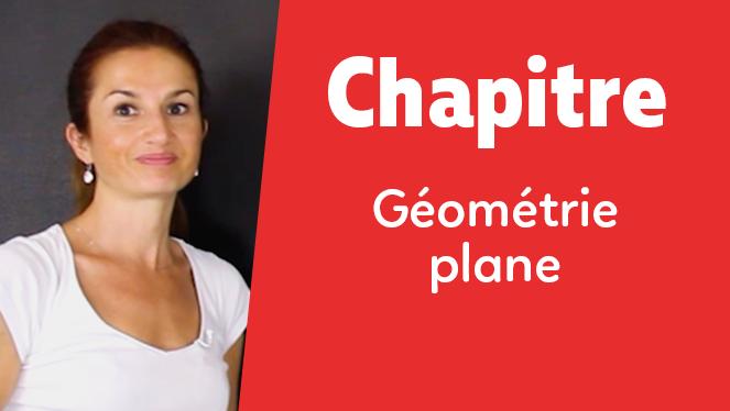 Géométrie plane