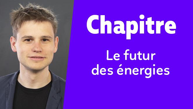 Le futur des énergies