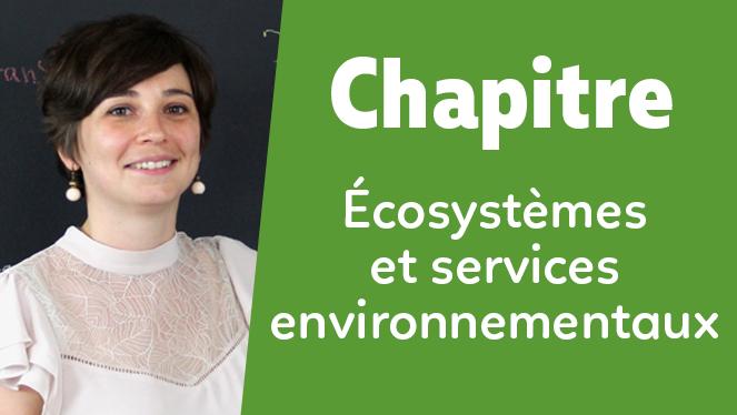 Écosystèmes et services environnementaux