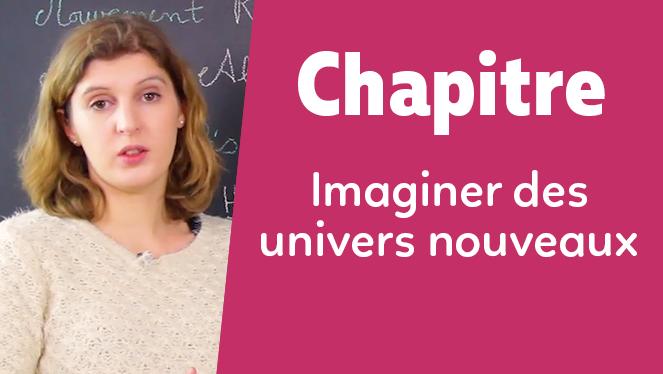 Imaginer des univers nouveaux