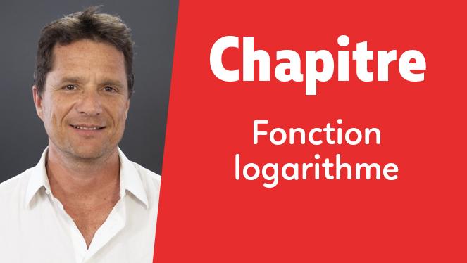 Fonction logarithme