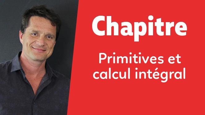 Primitives et calcul intégral