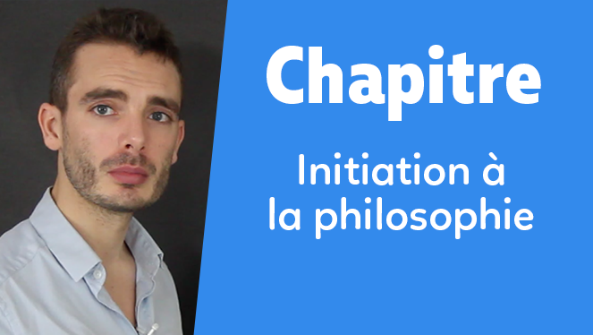 Initiation à la philosophie