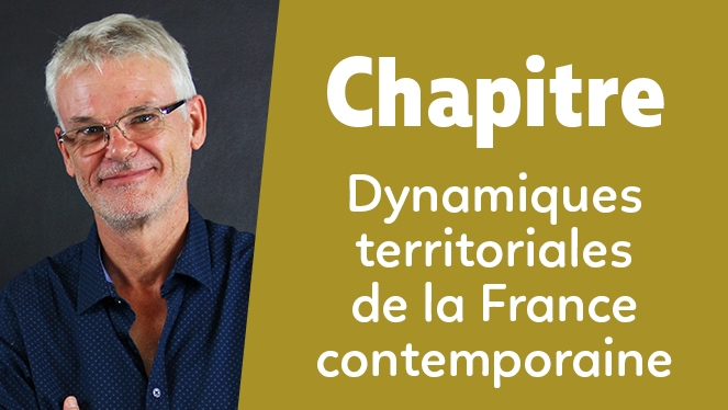 Dynamiques territoriales de la France contemporaine