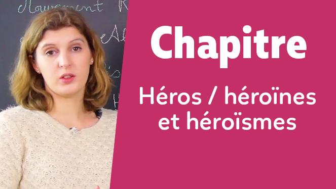 Héros / héroïnes et héroïsmes