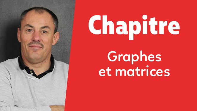 Graphes et matrices