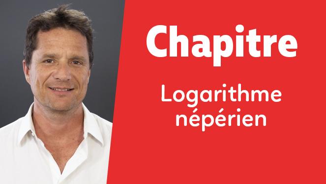 Logarithme népérien