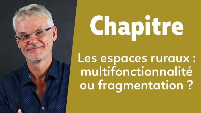 Les espaces ruraux : multifonctionnalité ou fragmentation ?