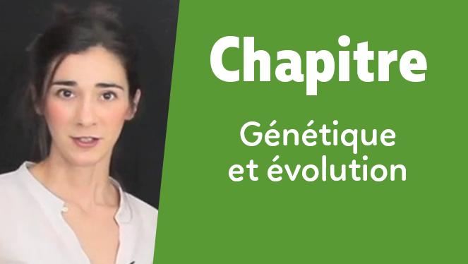 Génétique et évolution