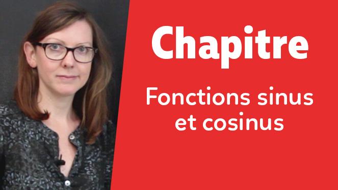 Fonctions sinus et cosinus