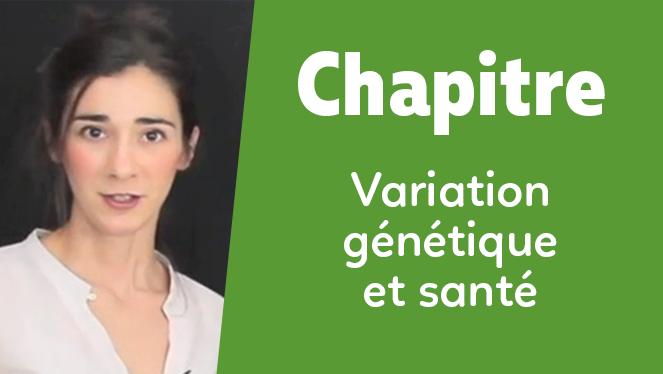 Variation génétique et santé