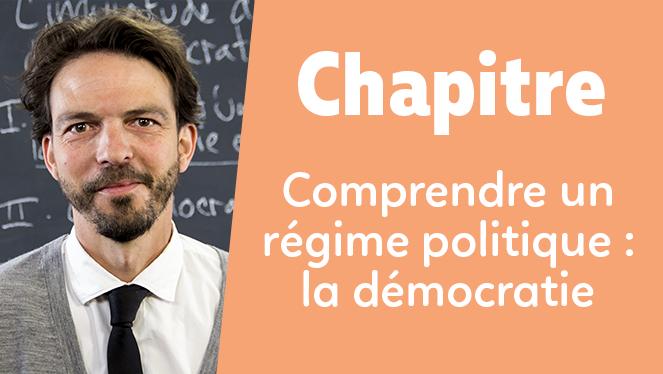 Comprendre un régime politique : la démocratie