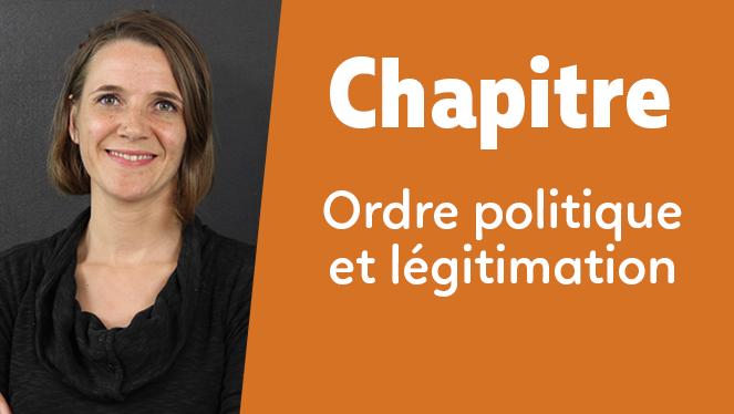Ordre politique et légitimation