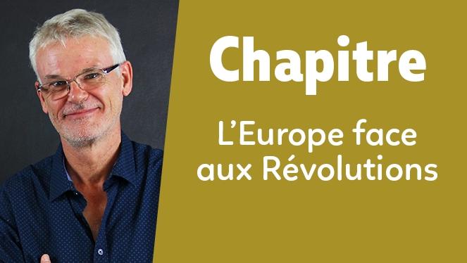 L'Europe face aux révolutions