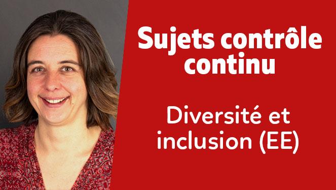 Diversité et inclusion (EE)
