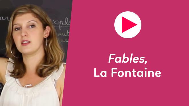 Fables, La Fontaine