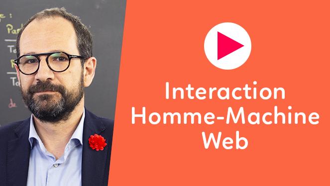 Interaction Homme - Machine Web