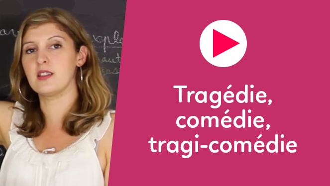 Tragédie, comédie, tragi-comédie