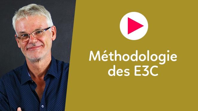 Méthodologie des E3C