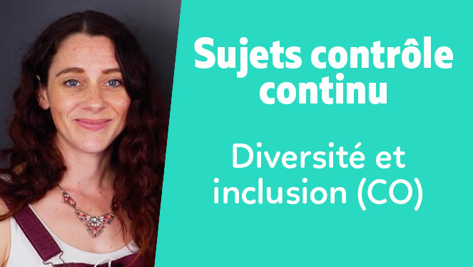 Diversité et inclusion (CO)