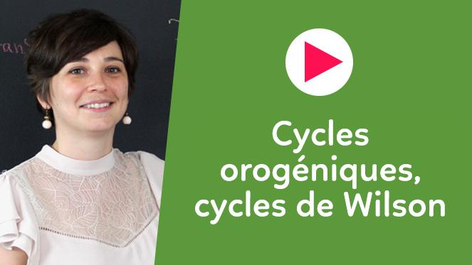 Cycles orogéniques, cycles de Wilson