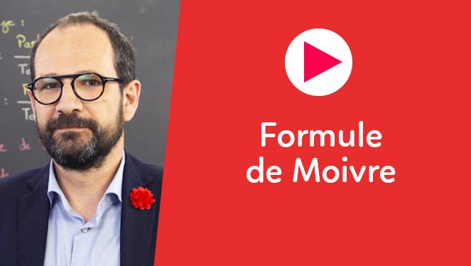 Formule de Moivre