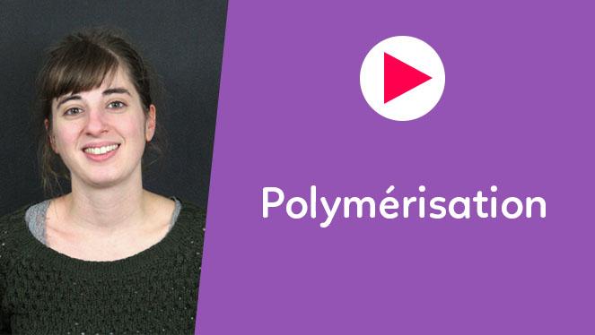 Polymérisation