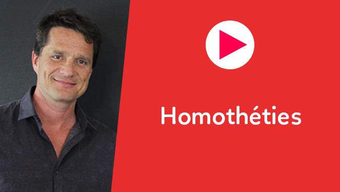Homothéties