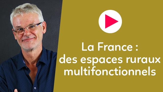 La France : des espaces ruraux multifonctionnels, entre initiaticves locales et politiques européennes