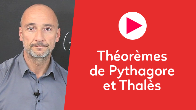 Théorèmes de Pythagore et Thalès