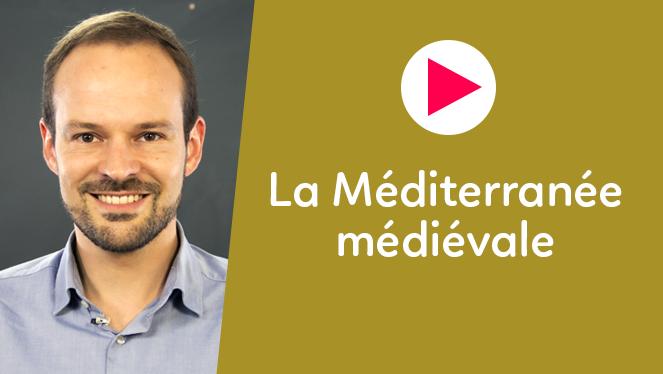 La Méditerranée médiévale : espace d'échanges et de conflits à la croisée de trois civilisations