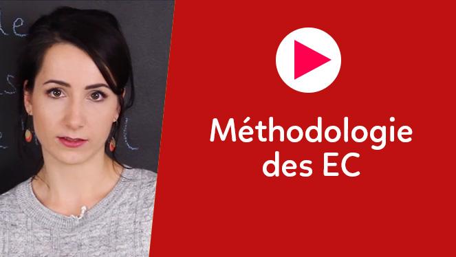 Méthodologie des EC