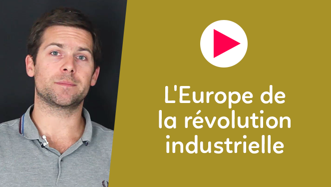 L'Europe de la révolution industrielle