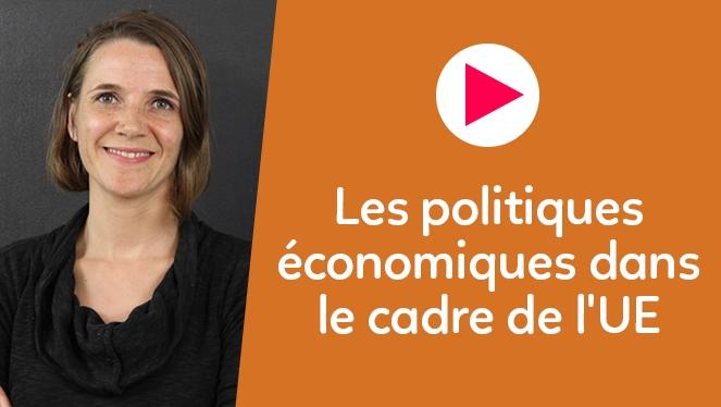 Politiques économiques dans le cadre européen