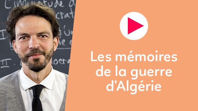 Les mémoires de la guerre d'Algérie