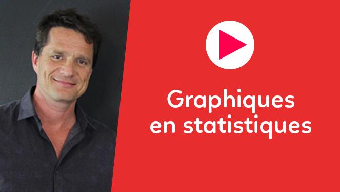 Graphiques en statistiques