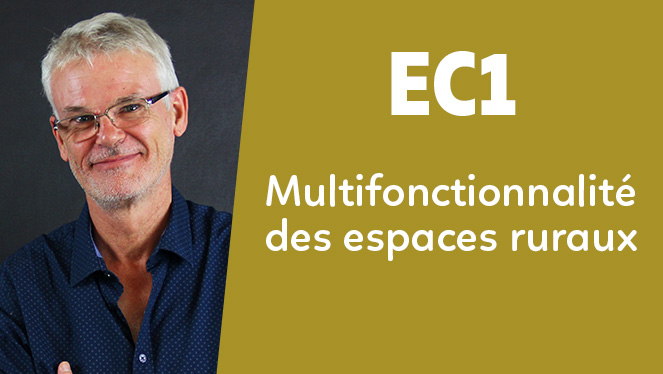 EC1 - Multifonctionnalité des espaces ruraux