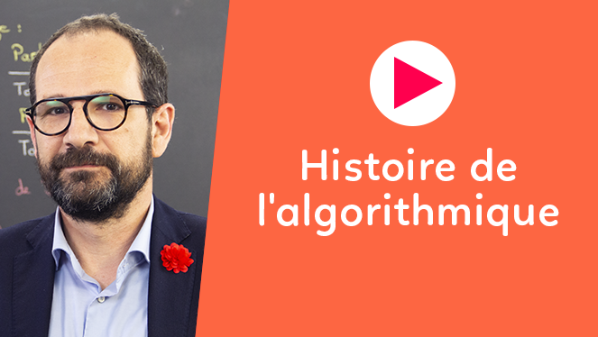 Histoire de l'algorithmique