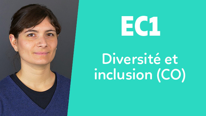 EC1 - Diversité et inclusion (CO)