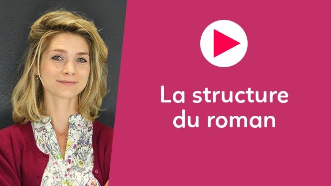 La structure du roman