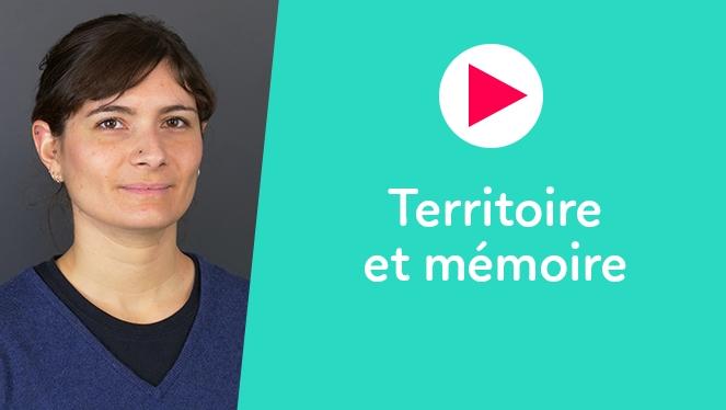 Territoire et mémoire
