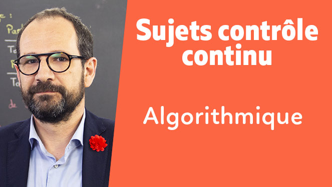 Algorithmique