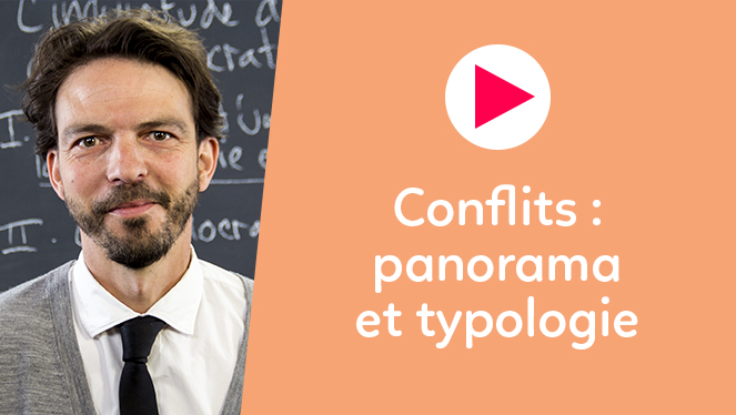 Conflits : panorama et typologie