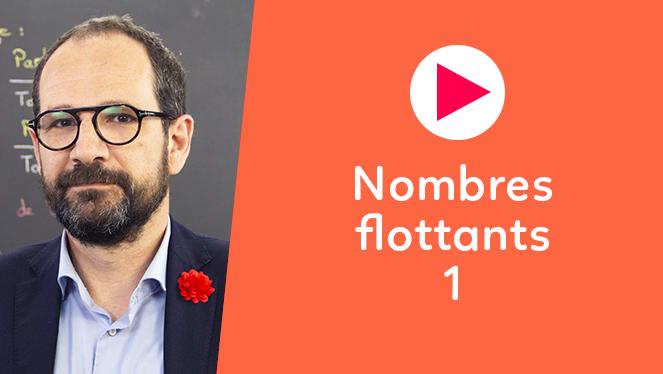 Nombres flottants 1