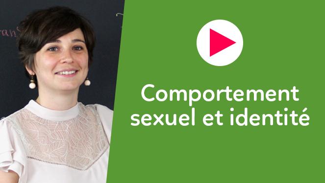 Comportement sexuel et identité