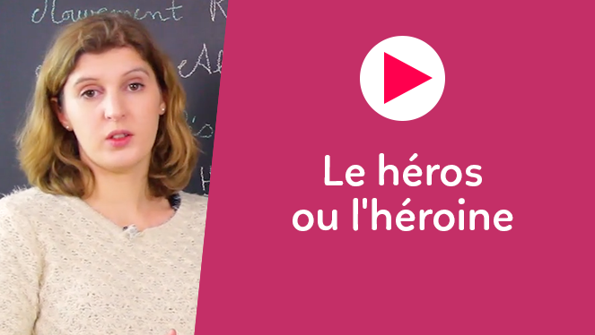 Le héros ou l'héroïne
