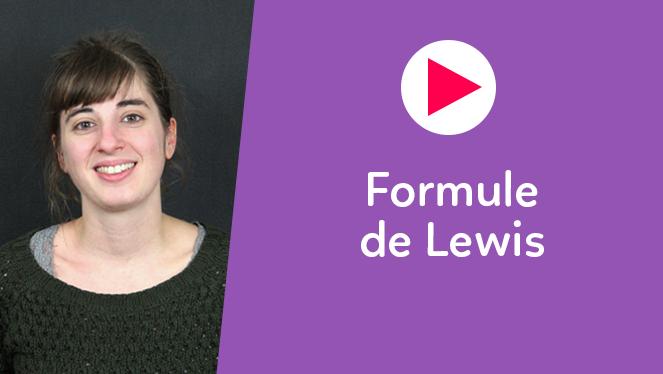 Formule de Lewis