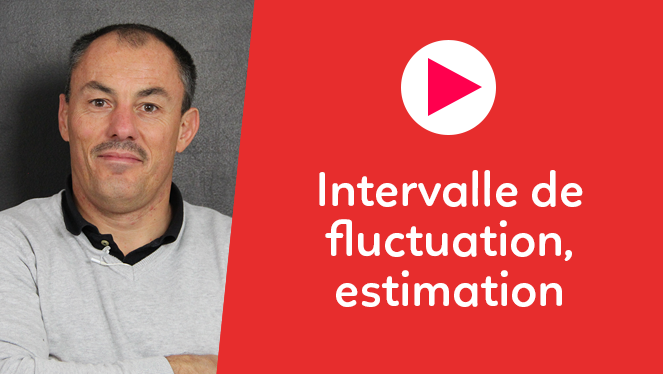 Intervalle de fluctuation, estimation